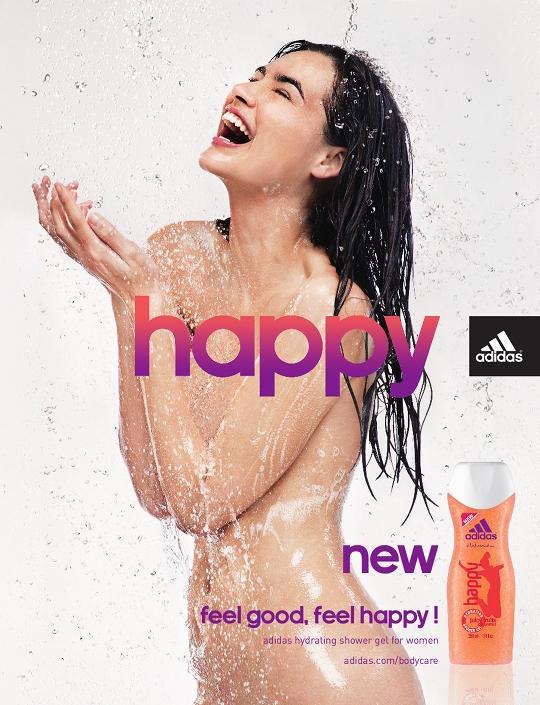 Adidas Hydrating Shower Gel For Women Bath Fragrance