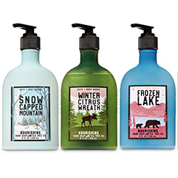 Bath and Body Works Outdoor Scents Soap