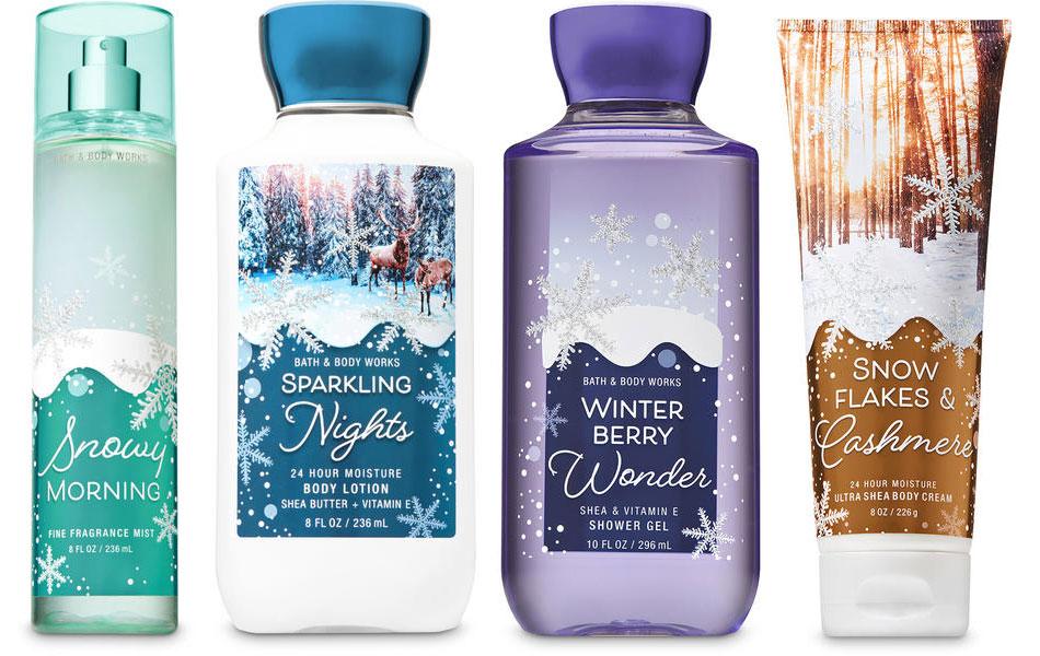 Bath Amp Body Works Sparkling Wonderland Fragrance