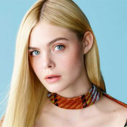 Elle Fanning perfumes