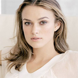 Keira Knightley fragrances