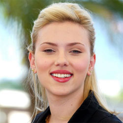 Scarlett Johansson fragrances