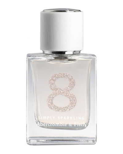 Abercrombie fitch 8 simply sparkling perfumes for Abercrombie salon supplies