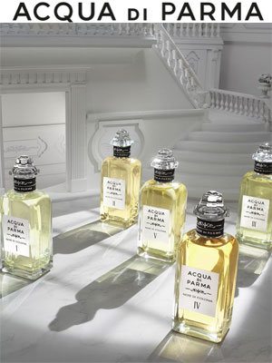 Acqua di Parma Note di Colonia V collection