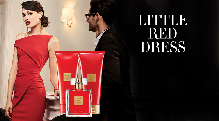 Avon Little Red Dress Avon Little Red Dress Perfume