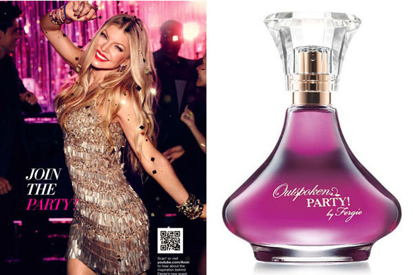 Avon Outspoken Party By Fergie Perfumes Colognes Parfums Scents