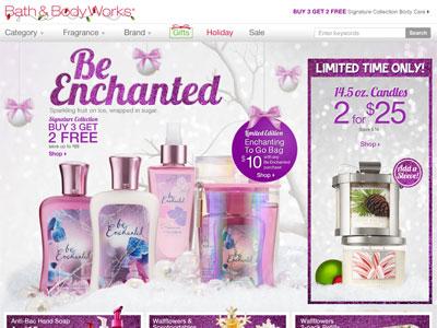 Bath Amp Body Works Be Enchanted Fragrances Perfumes