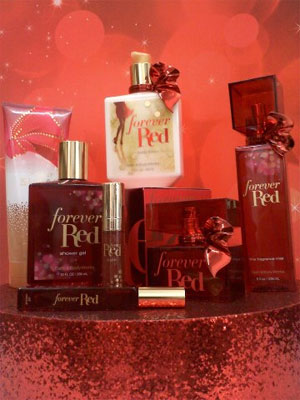Bath Amp Body Works Forever Red Perfume Fruity Floral