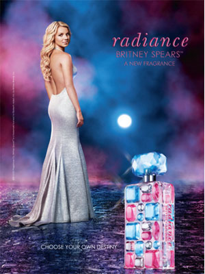 Radiance Britney Spears perfume