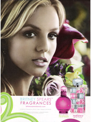 Britney Spears perfumes