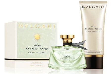 b4894baa194 BVLGARI Mon Jasmin Noir L Eau Exquise perfume woody floral fragrance ...