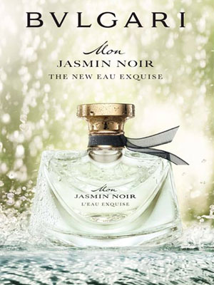 BVLGARI Mon Jasmin Noir L'Eau Exquise perfume woody floral ...