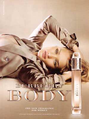 Burberry Body perfume