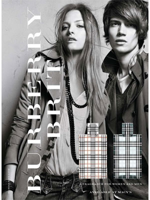 Burberry Brit Burberry fragrances