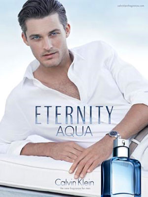 Eternity Aqua Calvin Klein fragrances