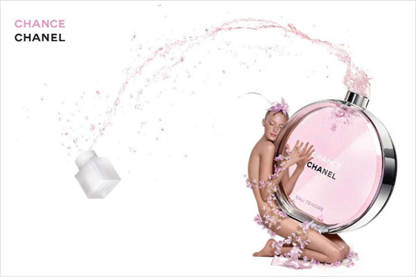 Chanel Chance Eau Tendre fragrance