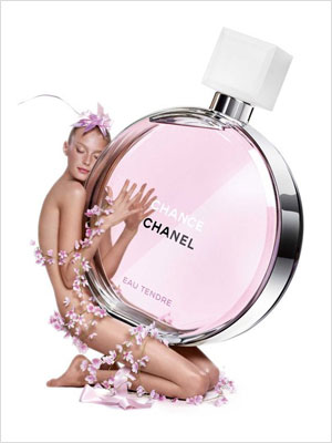 Chance Chanel fragrances