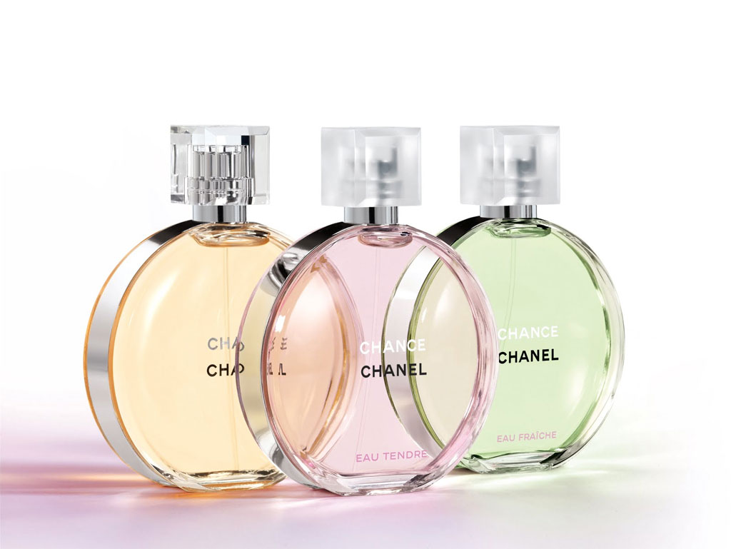 Chanel Chance Fragrances - Perfumes, Colognes, Parfums ...