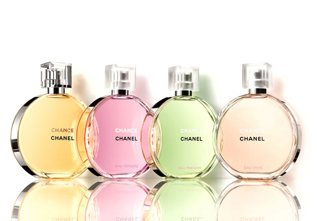 chanel chance eau vive perfume floral fragrance for women