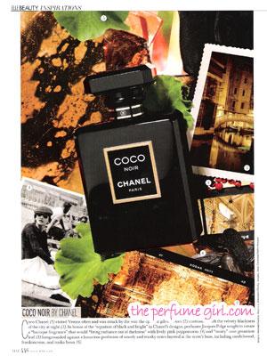 Chanel Coco Noir Fragrances Perfumes Colognes Parfums Scents