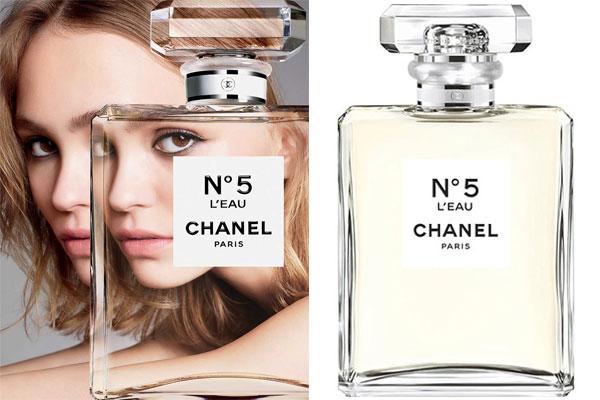 chanel no5 leau chanel no5 leau perfume new lighter