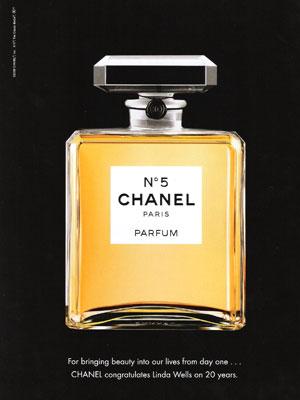 perfume number 5