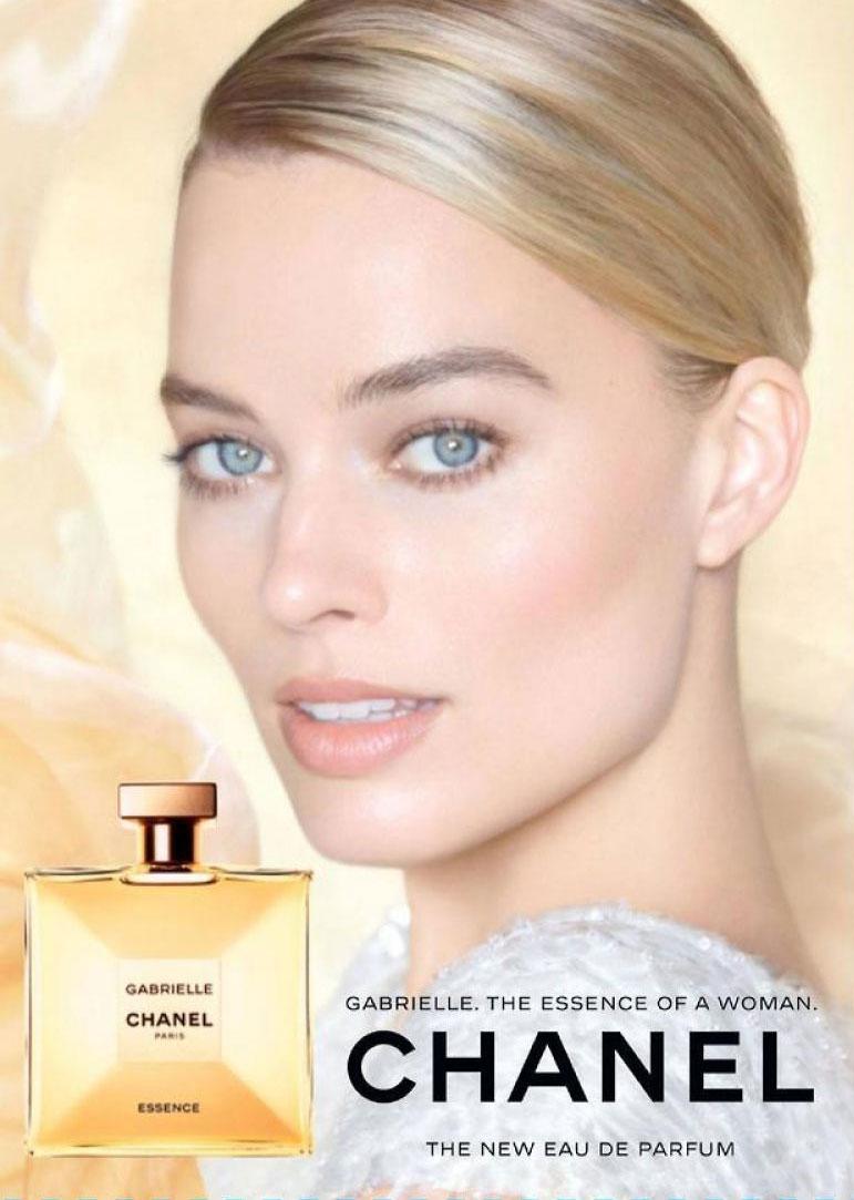 Gabrielle Chanel Essence Eau de Parfum - Margot Robbie