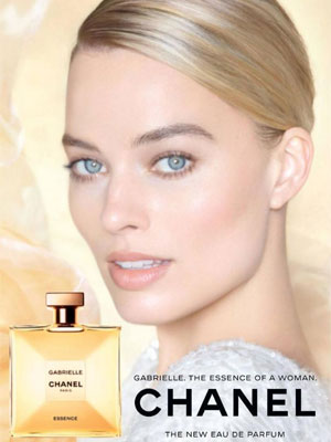 Gabrielle Chanel Essence Margot Robbie