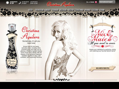 Christina Aguilera Perfume Fragrances Perfumes Colognes