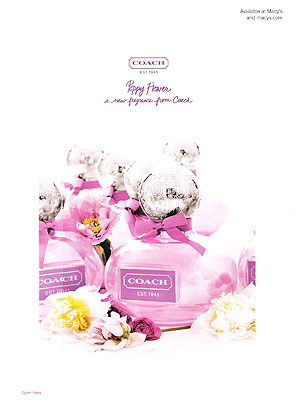 Coach poppy flower fragrances perfumes colognes parfums scents coach poppy flower perfume mightylinksfo Images