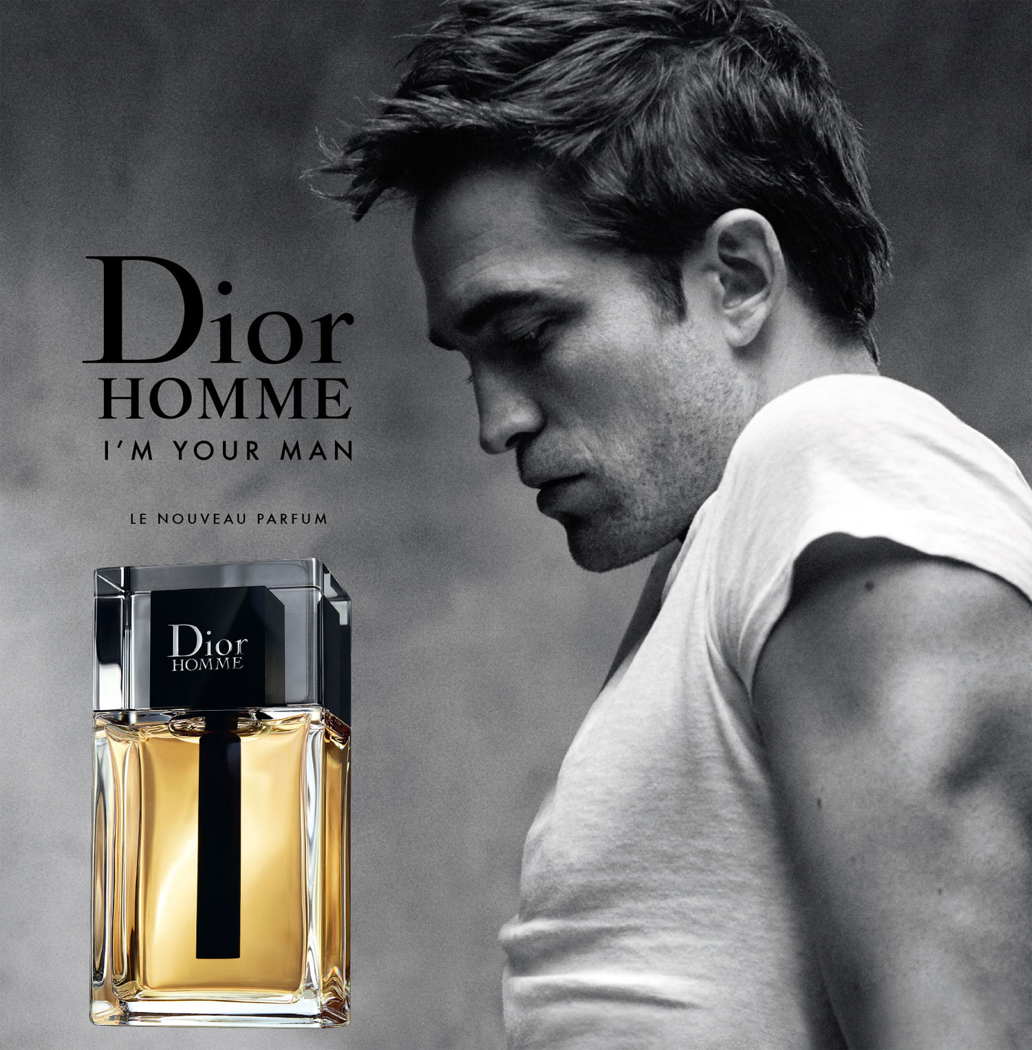 Robert Pattinson for Dior Homme 2020
