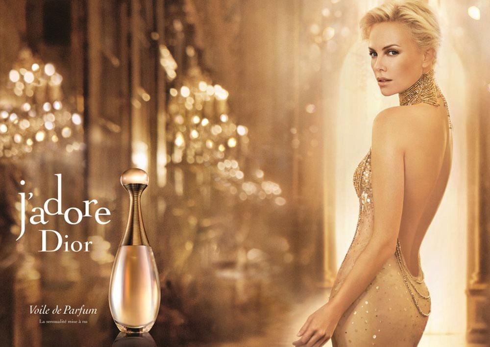 JAdore Dior Werbung Model