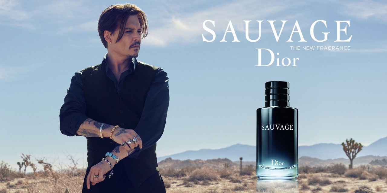 Dior Sauvage - Perfumes, Colognes, Parfums, Scents ... Johnny Depp Cologne
