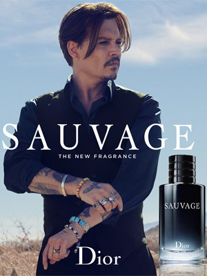 Dior Sauvage Ad Johnny Depp