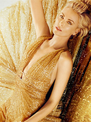 Dior J'adore ad Charlize Theron