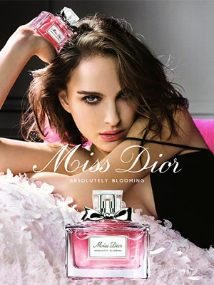Miss Dior Absolutely Blooming Fragrance Ad
