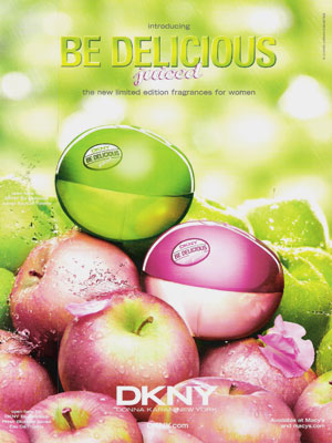 DKNY Be Delicious Juiced perfume
