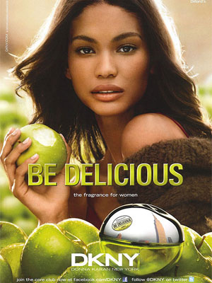 Be Delicious DKNY fragrances