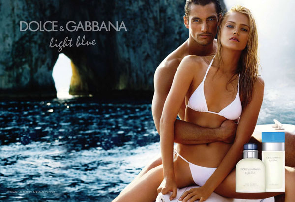 Dolce and Gabbana Light Blue perfume