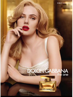 The One Dolce and Gabbana fragrances