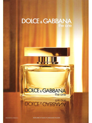 56ad9557d4d Dolce   Gabbana The One Fragrances - Perfumes