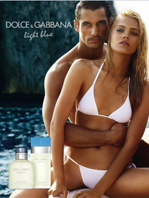 Dolce and Gabbana Light Blue fragrances