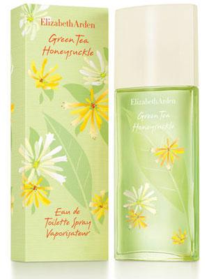Elizabeth Arden Green Tea Honeysuckle perfume floral fragrance for