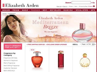 Mediterranean Breeze Elizabeth Arden Fragrances