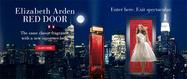 elizabeth arden red door fragrance