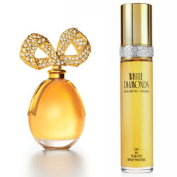 Elizabeth Taylor White Diamonds perfume