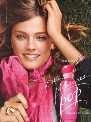 Estee Lauder Pleasures Pop perfume