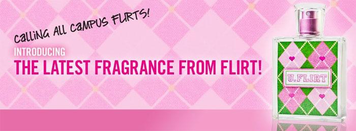 u flirt perfume