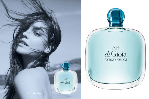 Giorgio Armani Air di Gioia Fragrance