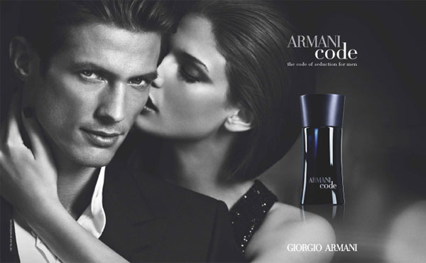 Giorgio Armani Code for Men fragrance